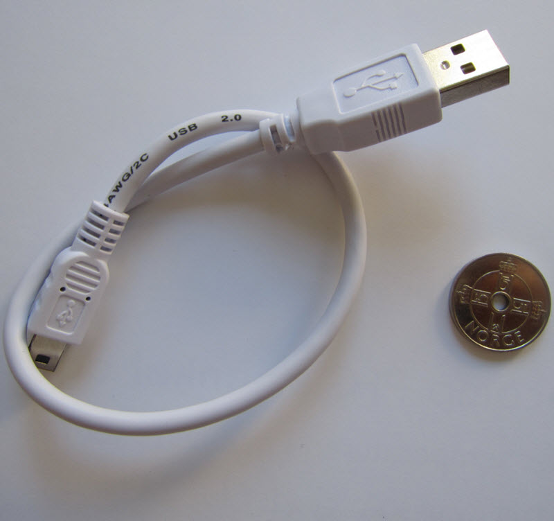 USB-kabel til LC 6 serien.